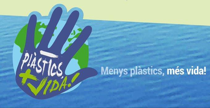 Menys plàstic, més vida!